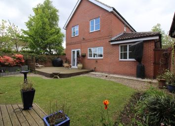 Thumbnail 4 bedroom detached house for sale in Chepstow Drive, Leeds