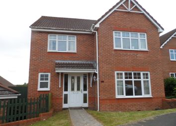 Thumbnail 4 bedroom detached house to rent in Underwood Place, Bridgend