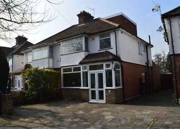 Thumbnail 4 bed semi-detached house for sale in Meadow Waye, Hounslow, Middlesex