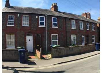 Thumbnail 4 bed terraced house to rent in Tyndale Road, Oxford