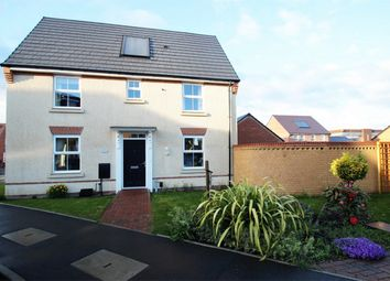 Thumbnail 3 bed detached house for sale in Amelia Crescent, Copsewood, Binley, Coventry