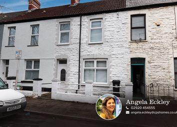 3 bed terraced house for sale in Bertram Street, Roath, Cardiff CF24