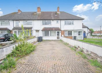 Thumbnail 3 bed terraced house for sale in Hallstead Road, Birmingham