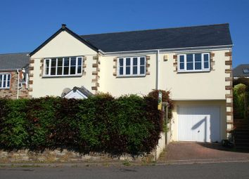Thumbnail 3 bed detached house to rent in The Brambles, Lostwithiel
