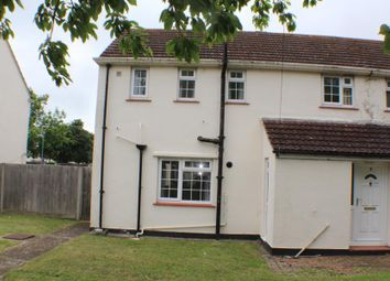 Thumbnail 3 bed semi-detached house to rent in Davis Close, Gosport