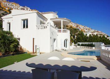 Thumbnail 4 bed villa for sale in Cumbre Del Sol, Benitachell, Alicante, Valencia, Spain