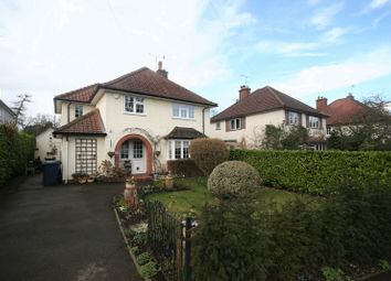 Thumbnail 4 bed detached house for sale in Bridgefield, Farnham