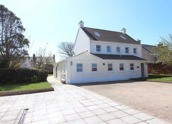 Thumbnail 6 bed detached house for sale in La Route De Vinchelez, St. Ouen, Jersey