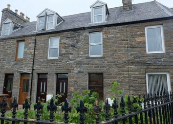 Thumbnail 2 bed terraced house for sale in Gladstone Place, Wick