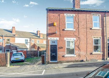 Thumbnail 2 bed terraced house for sale in Talbot Street, Normanton