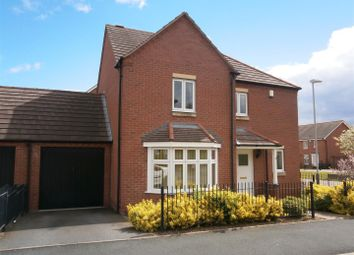 Thumbnail 4 bedroom detached house for sale in Inverkip Walk, Parkfields, Wolverhampton