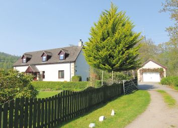 Thumbnail 3 bedroom detached house for sale in The Forest Lodge, Black Bridge, Kiltarlity