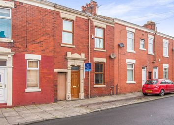 Thumbnail 3 bedroom terraced house for sale in Hesketh Street, Ashton-On-Ribble, Preston