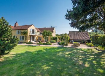 Thumbnail 4 bedroom detached house for sale in Somerton, Bury St Edmunds, Suffolk