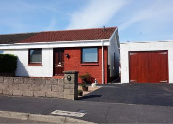 Thumbnail 2 bedroom semi-detached bungalow for sale in Sanderson Place, Newbigging