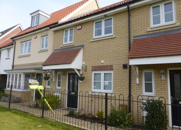 Thumbnail 3 bedroom terraced house to rent in Old Dairy Court, Mildenhall, Bury St. Edmunds