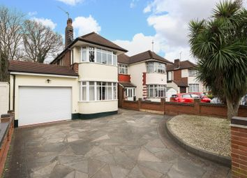 Thumbnail 3 bedroom semi-detached house for sale in Sidcup Road, London