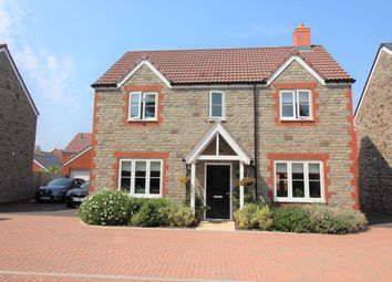 4 bed detached house for sale in Badger Road, Thornbury BS35