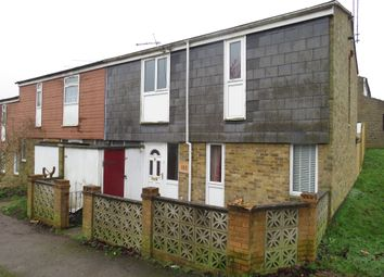 Thumbnail 3 bed end terrace house for sale in Wrekin Close, Basingstoke