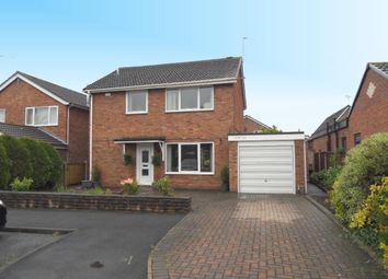 Thumbnail 3 bed detached house to rent in Church View, South Milford, Leeds
