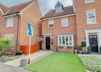 Thumbnail 3 bed town house for sale in Conisborough Way, Hemsworth, Pontefract