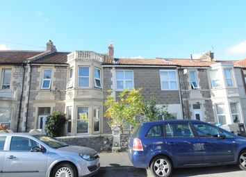 Thumbnail 7 bed terraced house for sale in Sunnyside Road, Weston-Super-Mare
