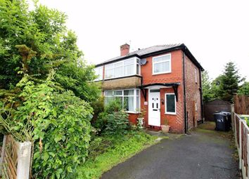 Thumbnail 3 bed semi-detached house for sale in Heys Road, Prestwich, Prestwich Manchester