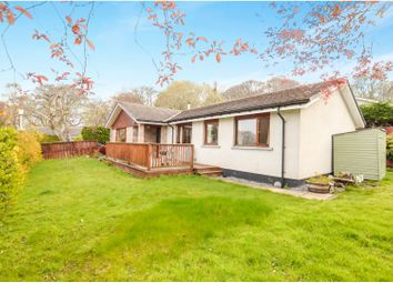 Thumbnail 5 bedroom detached bungalow for sale in Cradlehall Park, Inverness