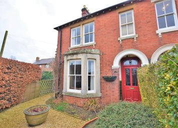 Thumbnail 3 bed end terrace house for sale in Ashwell Road, Oakham