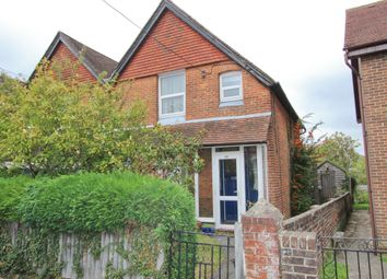 Thumbnail 2 bedroom semi-detached house for sale in Rushes Road, Petersfield