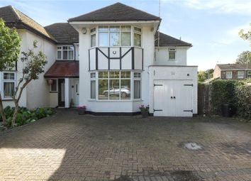 Thumbnail 4 bed semi-detached house for sale in Fore Street, Pinner, Middlesex