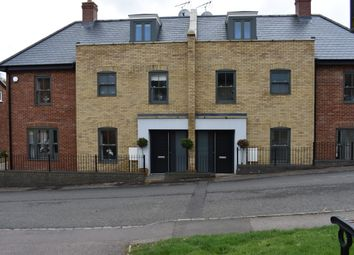 Thumbnail 3 bedroom town house to rent in Church Road, Aspley Heath, Woburn Sands