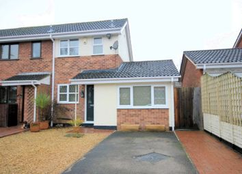 Thumbnail 2 bed terraced house for sale in Newington Grove, Stoke-On-Trent