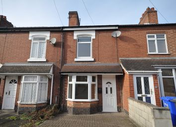 Thumbnail 3 bed terraced house to rent in Hill Street, Stapenhill, Burton-On-Trent