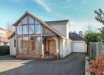 Thumbnail 4 bed detached house for sale in Anna Valley, Andover, Hampshire