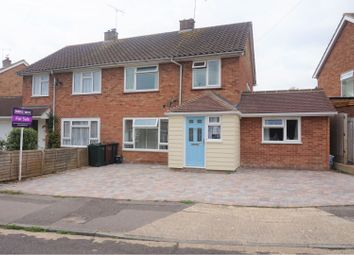 Thumbnail 5 bed semi-detached house for sale in Rylands Road, Ashford