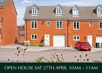 Thumbnail 3 bed end terrace house for sale in Blakeslee Drive, Exeter