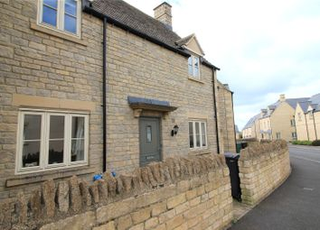 Thumbnail 3 bed end terrace house to rent in Moss Way, Cirencester