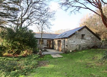 Thumbnail 3 bed barn conversion to rent in Lowertown, Helston