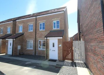 Thumbnail 3 bed terraced house for sale in Haggerston Road, Blyth