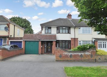 Thumbnail 4 bed semi-detached house for sale in Suncote Avenue, Dunstable