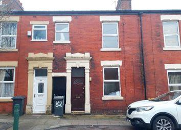 Thumbnail 2 bedroom terraced house for sale in Castleton Road, Preston