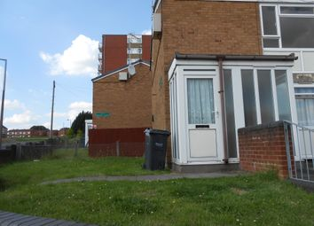 Thumbnail 1 bed maisonette to rent in Allen Close, Great Barr Birmingham