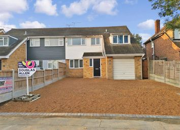 Southend Road, Wickford, Essex SS11. 4 bed semi-detached house