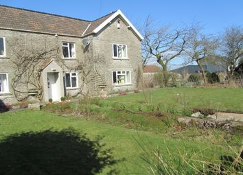 Thumbnail 4 bed farmhouse to rent in Nordrach Lane, Compton Martin