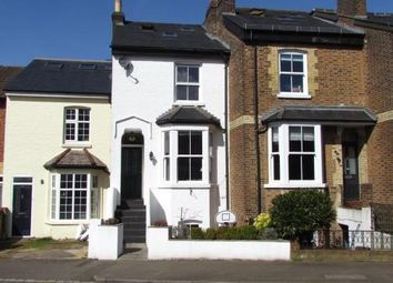 Thumbnail 4 bed terraced house for sale in St. Marys Road, Reigate, Surrey