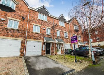 Thumbnail 3 bed terraced house for sale in Castle Lodge Avenue, Leeds
