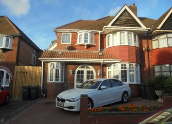 Thumbnail 3 bed semi-detached house for sale in Kilmorie Road, Acocks Green