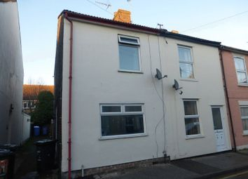 Thumbnail 3 bedroom terraced house for sale in Bevan Street West, Lowestoft