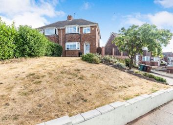 Thumbnail 3 bed semi-detached house for sale in Wimperis Way, Birmingham, West Midlands, .